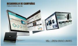 Desarrollo de Campañas Publicitarias Online 3