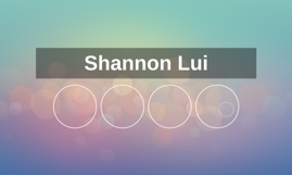 Shannon Lui