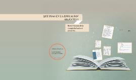 Copy of QUE PASO EN LA EDUCACION ARGENTINA