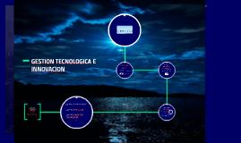 DIAGNOSTICO TECNOLOGICO COMO PREMISA DE INNOVACION