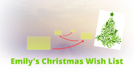 Emily's Christmas Wish List