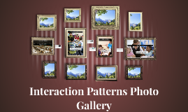 Classroom Interaction Patterns