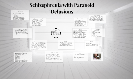 Schizophrenia with Paranoid Delusions