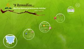 8 Remedios