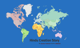 Hindu Creation Story