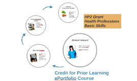 Credit for Prior Learning ePortfolio Course
