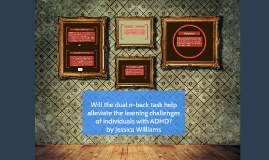The Dual n-back and ADHD