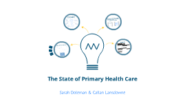 The State of Primary Health Care and Future Trends