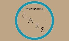C.A.R.S. Website Evaluation