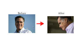 Before and After Election.... Mitt Romney