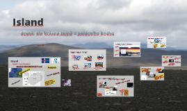 Island - drsná, ale krásná země u polárního kruhu