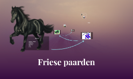 Copy of friese paarden