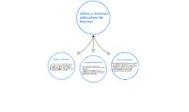Copy of SITIOS Y RECURSOS EDUCATIVOS DE INTERNET