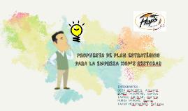 PLANEAMIENTO ESTRATEGICO - RESTOBAR HOP'S