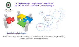 El Aprendizaje Cooperativo a través de las TIC
