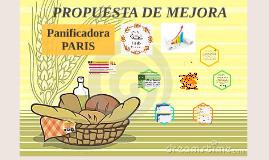 MEJORA DE PROPUESTA