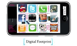 Copy of Digital Footprint