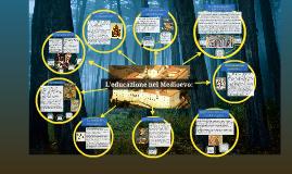 L'educazione nel Medioevo:
