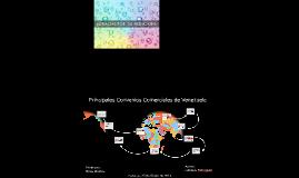 Principales Convenios Comerciales de Venezuela