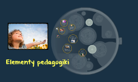 Elementy pedagogiki