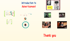 Introduction to Advertisement # 1