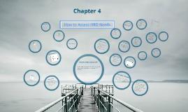 Chapter 4 (HRD Needs Assessment)