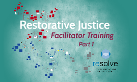 RJ in School Facilitator Training Part 1