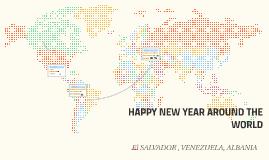 HAPPY NEW YEAR AROUN THE WORLD