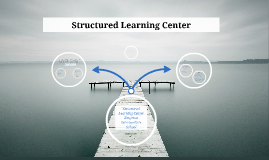Structured Learning CenterKingston Intermediate School