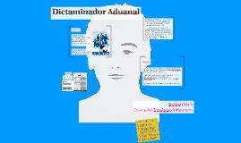 Dictaminador Aduanero