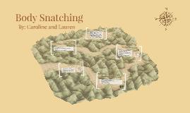 Body Snatching