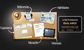 Prezumé Template - Desktop Version de Elvis Arce