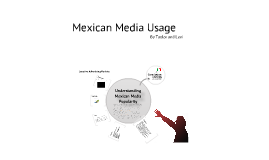 Mexican Media Usage