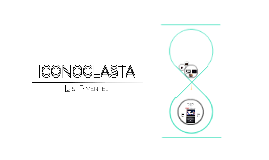 ICONOCLASTA by Luis Pimentel