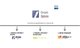 Copy of Grupo Xplora