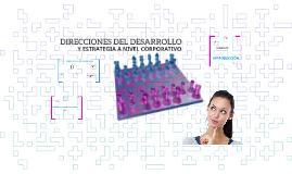 DIRECCIONES DEL DESARROLLO
