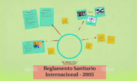 Reglamento Sanitario Internacional - 2005 Parte I