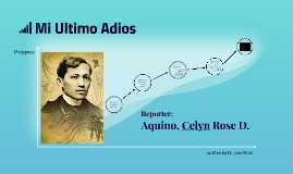 Copy of Mi Ultimo Adios