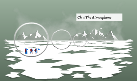 Ch 3 The Atmosphere