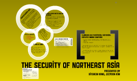 The Security of Northeast Asia