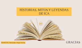 LEYENDA DE CERRO PRIETO