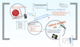 Estructura trabjo científico
