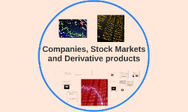 Companies and Stock Markets