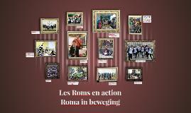 Les Roms en action - Conférence de presse