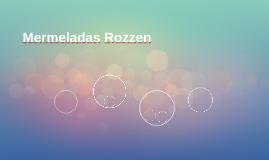 Mermeladas Rozzen
