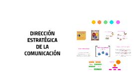 Dirección Estratégica de la Comunicación