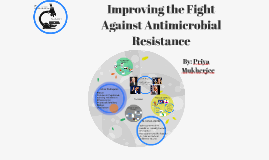 The Fight Against Antimicrobial Resistance