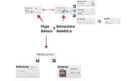 Clases 8,9, 10 y 11- Flujo génico y estructura genética