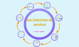 Les industries de services