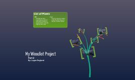 Woodlot Project